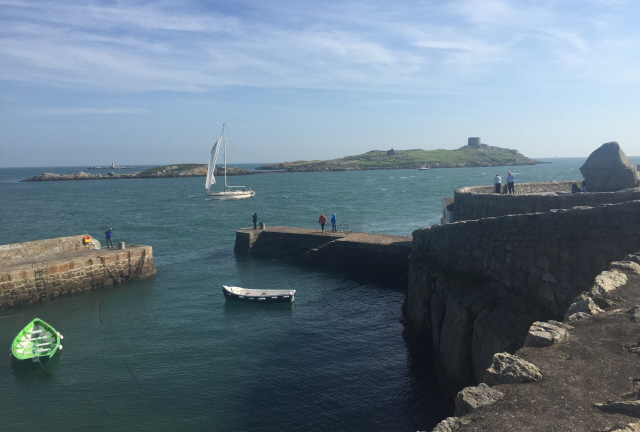 Coliemore Harbour, Dalkey, County Dublin 640