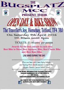 Bugz Bike Show Apr 2016