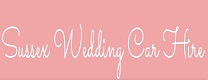 sussex wedding car hire